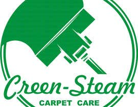 nº 67 pour Design a Logo for Green-Steam Carpet Care par djamalidin