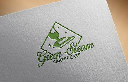 #50 for Design a Logo for Green-Steam Carpet Care by hooresafa