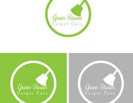 nº 55 pour Design a Logo for Green-Steam Carpet Care par RupokMajumder