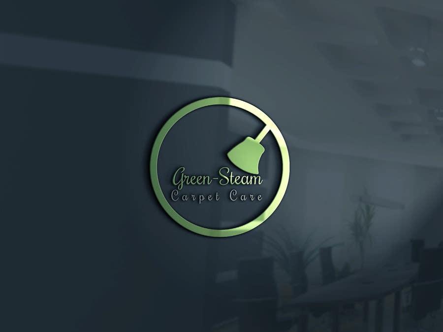 Contest Entry #56 for Design a Logo for Green-Steam Carpet Care