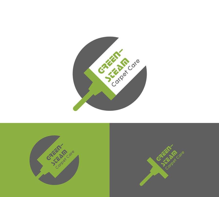 Contest Entry #10 for Design a Logo for Green-Steam Carpet Care