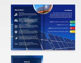 #3 for Design a Brochure - Solar Company by ridwantjandra