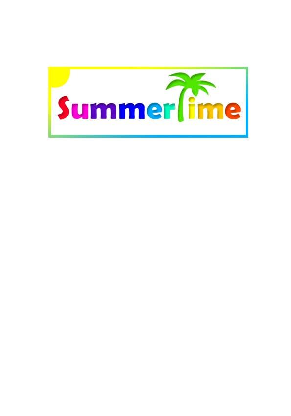 Kilpailutyö #                                        129                                      kilpailussa                                         summertime