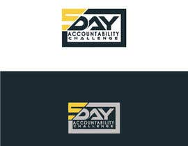 #24 for 5 Day Accountability Challenge Logo Design by jeemaa22