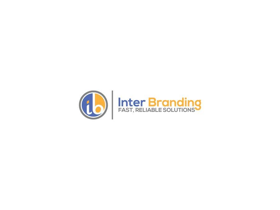 Contest Entry #95 for Design a Logo for company Inter Branding