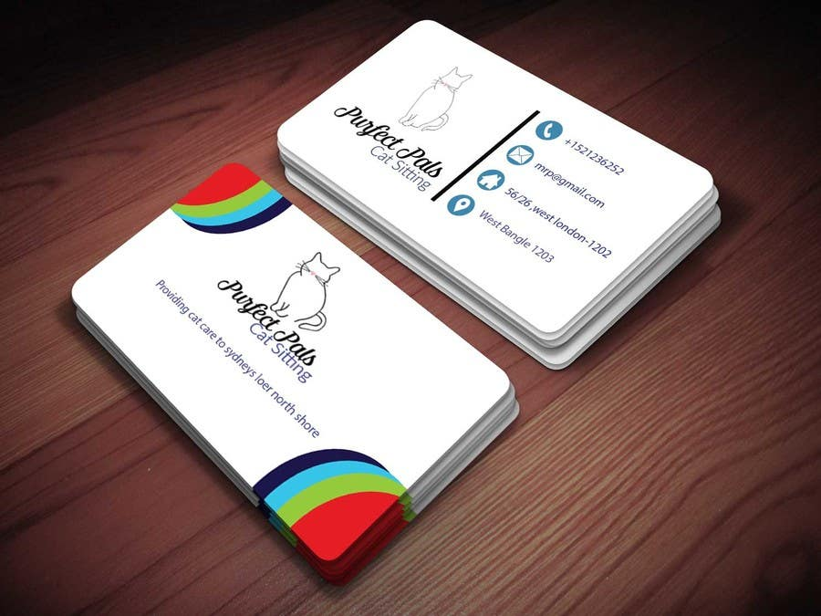 Proposition n°74 du concours Design some Business Cards