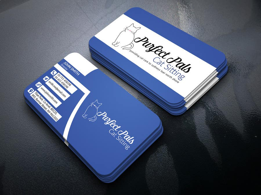 Proposition n°31 du concours Design some Business Cards