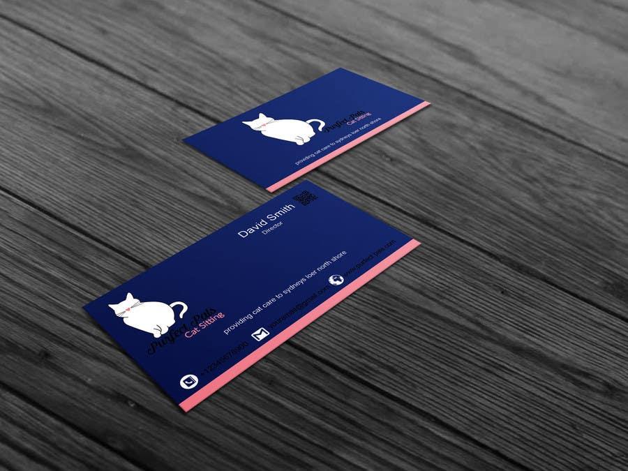 Proposition n°85 du concours Design some Business Cards