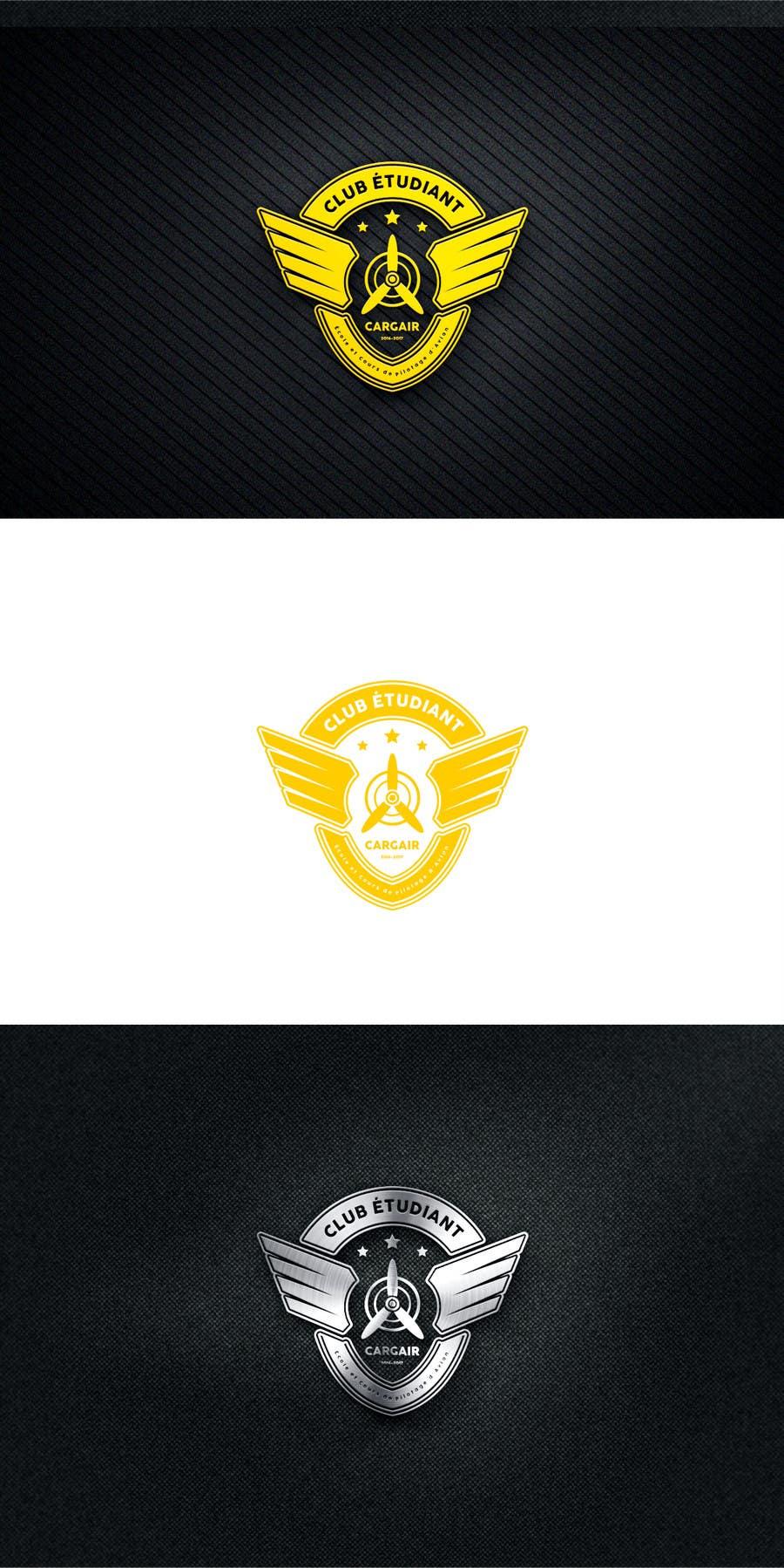 Proposition n°110 du concours Design a Logo flying school student club
