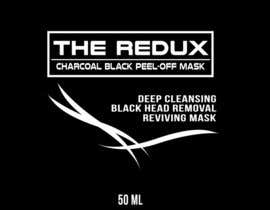 #11 for Design my packaging for a charcoal black mask product. by priyapatel389
