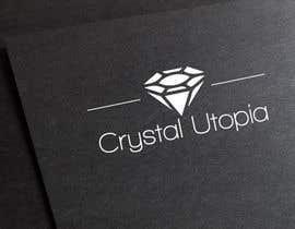FilipaSimao tarafından Design a Logo for Crystal Utopia için no 104