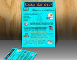 nº 6 pour One Page Printable Flyer - How To Infographic par bishnupadaroy