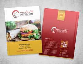 nº 5 pour Create a Print Design for a Morrocan fast food par ROCKdesignBD