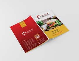 Nro 6 kilpailuun Create a Print Design for a Morrocan fast food käyttäjältä ROCKdesignBD