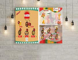 #24 for Create a Print Design for a Morrocan fast food by anjumonowara