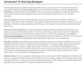 Nro 14 kilpailuun Strategy for introducing Education Software in new countries käyttäjältä silvergral