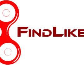 "#12 for Fidget Spinner Logo for my company ""Find Like Buy"" by AlinAqilah"