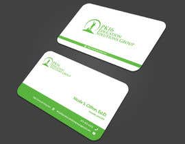 #31 for Business card for education consultant company by zerOnepro