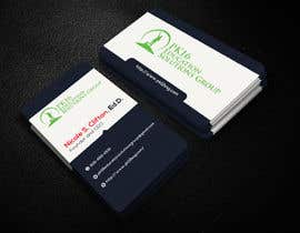#137 for Business card for education consultant company by SherlockMahdi