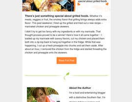 #1 for Design a responsive  Mail chimp Template by kohliintl