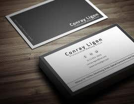 #377 for Professional business card for male makeup artist. by kibriya01