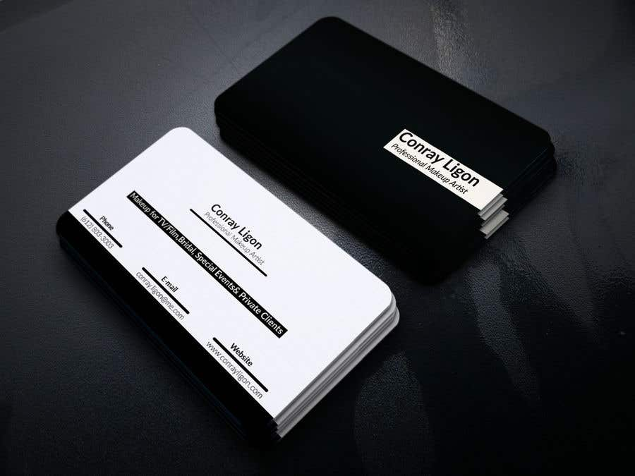 Entry 279 By Rarubel305 For Professional Business Card For Male