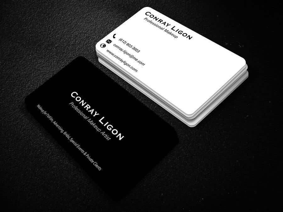 Entry #418 by mang96828 for Professional business card for male ...