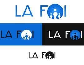 nº 6 pour Diseñar un logotipo para la Marca LA FOI par AlbertMc
