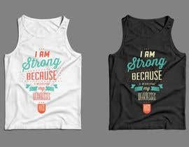 #20 for Design Summer Tank Top for Live Bold Clothing by SupertrampDesign