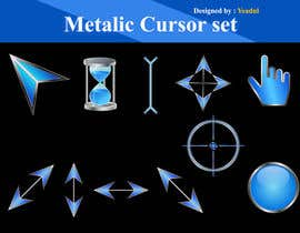 #70 for Design a cursor set by yeadul