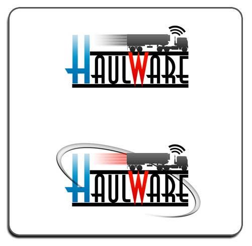 Конкурсная заявка №22 для Logo Design for HaulWare
