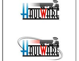 #22 para Logo Design for HaulWare por alinhd