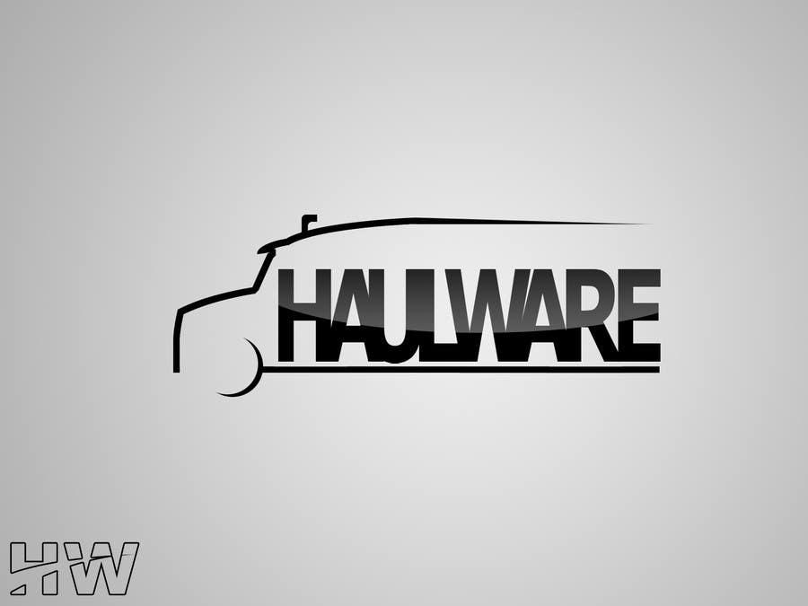 Конкурсная заявка №76 для Logo Design for HaulWare