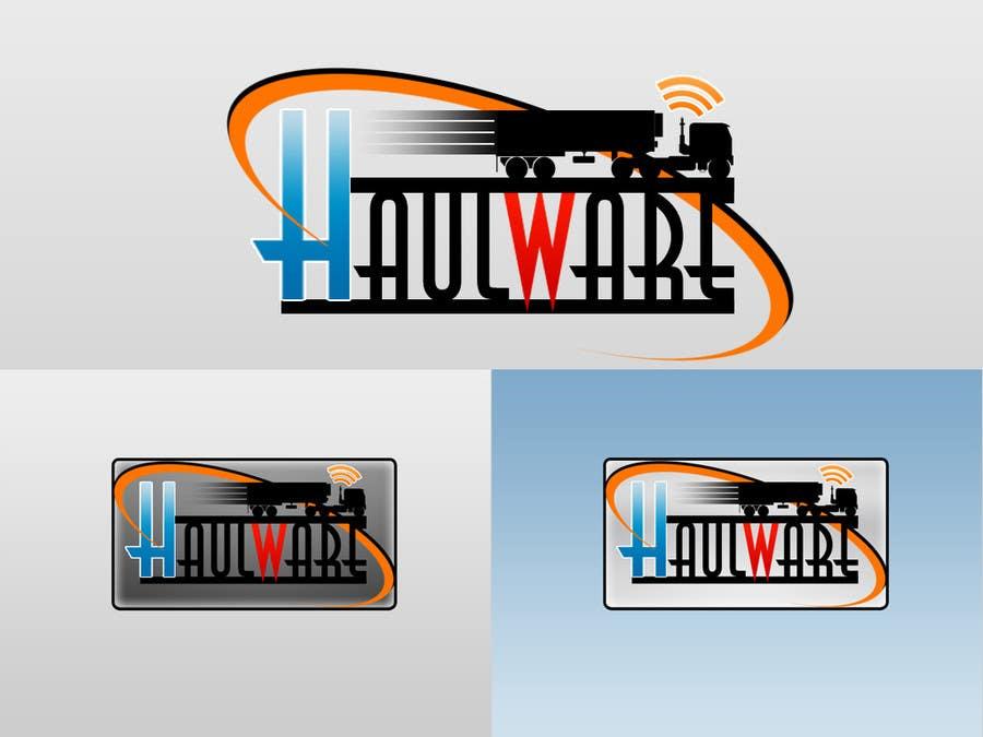 Contest Entry #14 for Logo Design for HaulWare