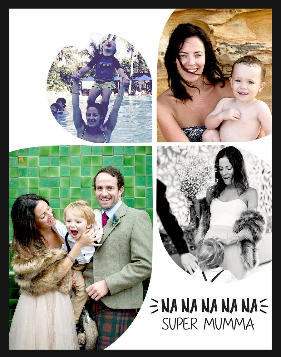 Proposition n°8 du concours Put together Photo Canvas for me for Mothers Day