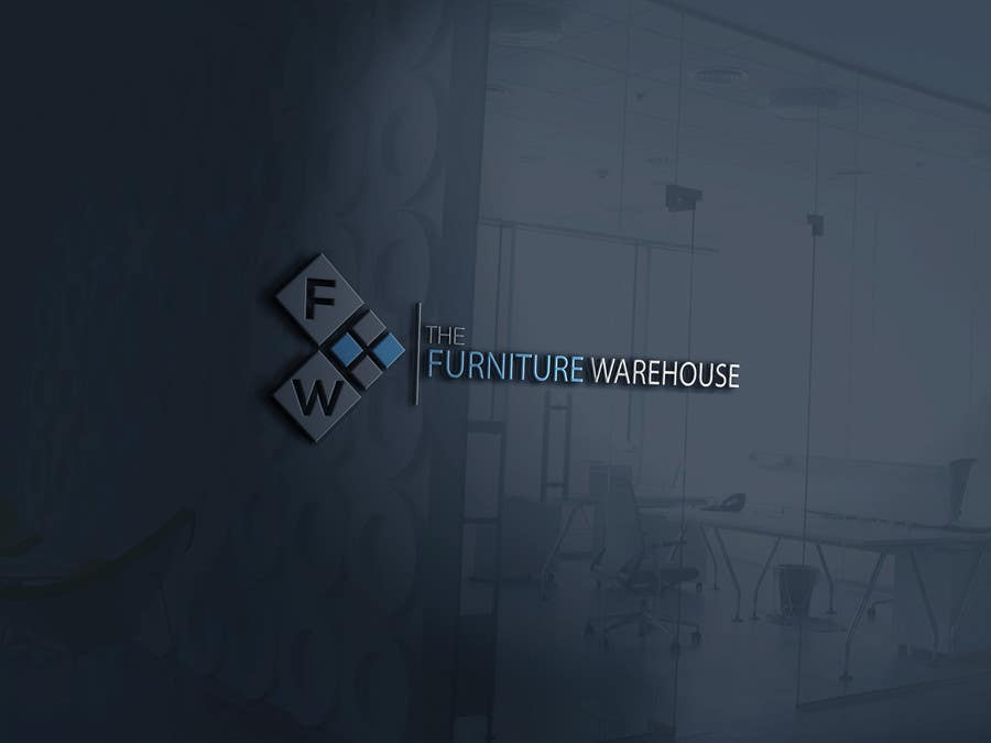 Proposition n°84 du concours Logo Design - The Furniture Warehouse