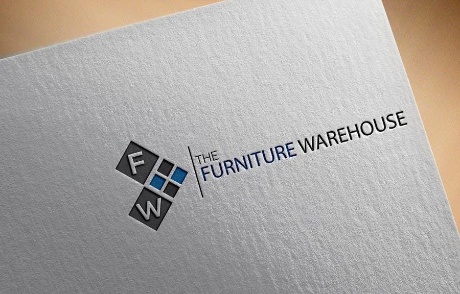 Proposition n°86 du concours Logo Design - The Furniture Warehouse