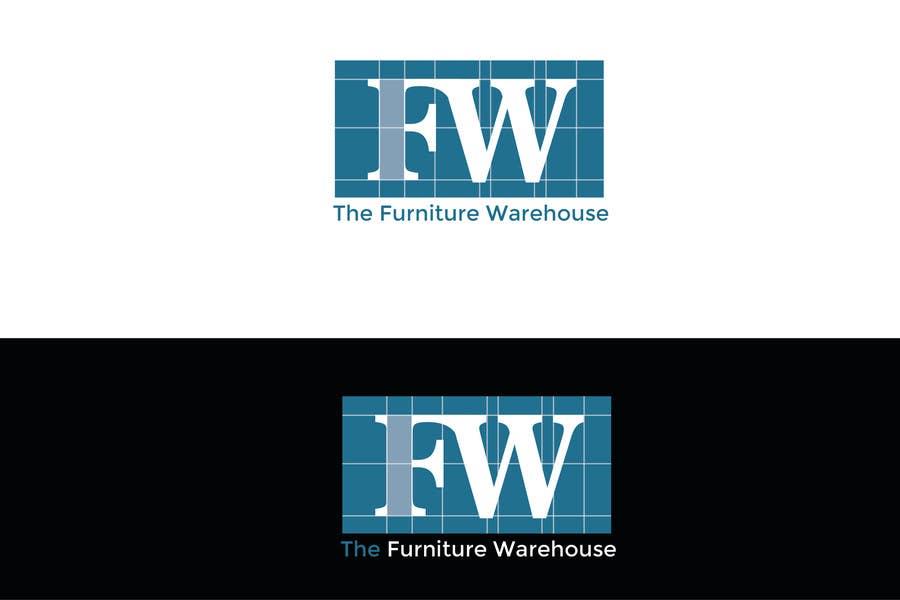 Proposition n°5 du concours Logo Design - The Furniture Warehouse