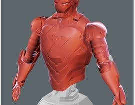 nº 15 pour Do some 3D Modelling of Iron Man LifeLike Bust par dhante
