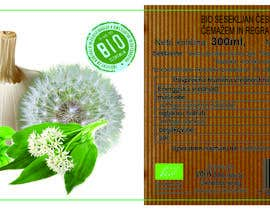 nº 2 pour Design 2 new labesl (modification) from a current one (wild garlic and dandelion) par joney2428