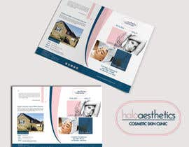 #21 for Design a Brochure for Halo Aesthetics Skin Clinic by HebaWadud