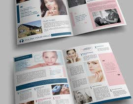 #26 for Design a Brochure for Halo Aesthetics Skin Clinic by HebaWadud
