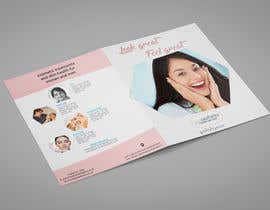 #8 for Design a Brochure for Halo Aesthetics Skin Clinic by thranawins