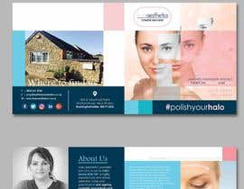 #27 for Design a Brochure for Halo Aesthetics Skin Clinic by ferisusanty