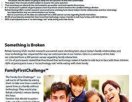 nº 5 pour Rehab Gen Mills Campaign Brochure par MasudBD6