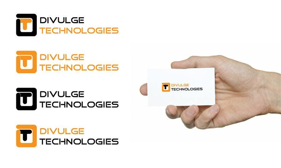 Konkurrenceindlæg #26 for Logo Design for Divulge Technologies