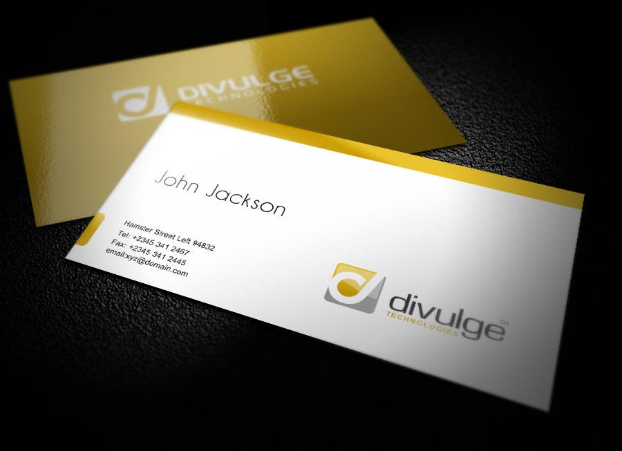 Logo Design for Divulge Technologies