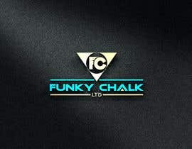 #106 for Funky Chalk logo by aminul1238