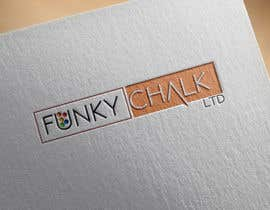 #340 for Funky Chalk logo by saba71722