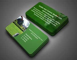 Nro 9 kilpailuun Amblin Pest Control Business Cards käyttäjältä sanjoypl15